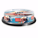 DVD+R-Double-layer-85GB-8xspeed-spindle-10-stuks