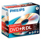 DVD+R-Double-layer-85GB-8xspeed-jewel-case-5-stk