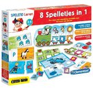 Clementoni-Leerspel-8in1-Spelletjes