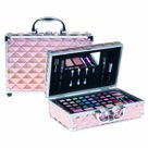 Casuelle-Make-Up-Koffer-Roze-Holografisch