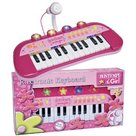 Bontempi-24-Keyboard-+-Microfoon