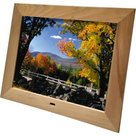 Braun-Photo-Technik-Digitale-Fotokader-DF-1587-8GB-Beech-Wood