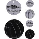 Pets-Black-and-White-Collection-Honden-Speelgoed-Bal-7.5-cm-Assorti