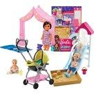 Barbie-Skipper-Babysitter-Speelset-Assorti