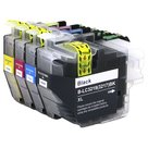 Inktcartridges-Brother-LC-3219XL-LC-3217-set-(huismerk)