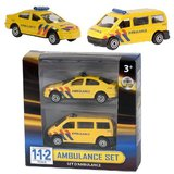 112 Ambulance Set 2-delig_