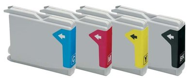 Inktcartridges Brother LC-970 Set (huismerk)