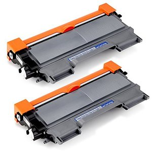2 x Toner Brother TN-2220 HC (huismerk)